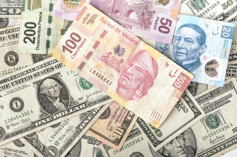 Dollars Or Pesos Which Currency And