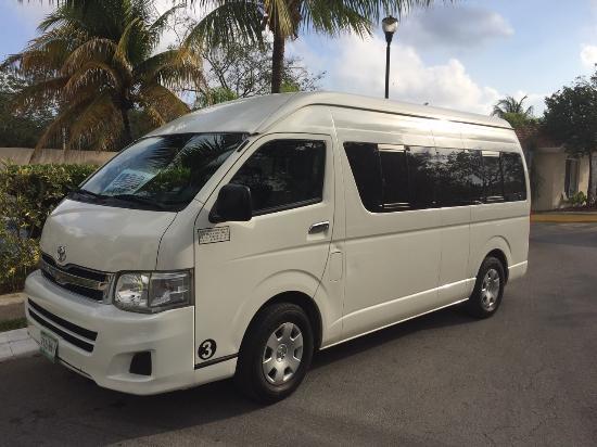 Private Transportation Van